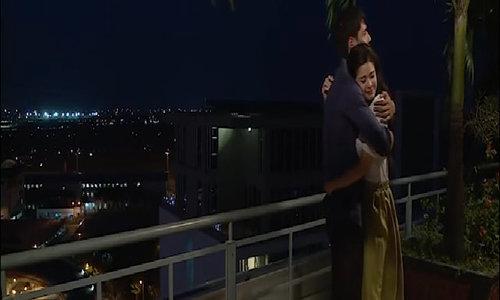 Cảnh quay của Bình Minh - Trương Quỳnh Anh trong phim