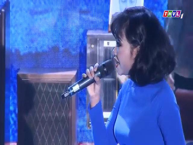 Thiên Vũ trên sân khấu 'Tuyệt đỉnh song ca'