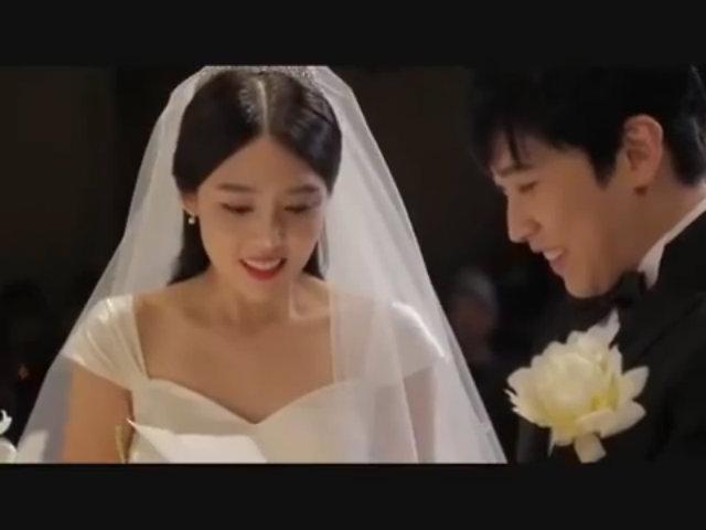 Đám cưới của Sung Min - Kim Sa Eun