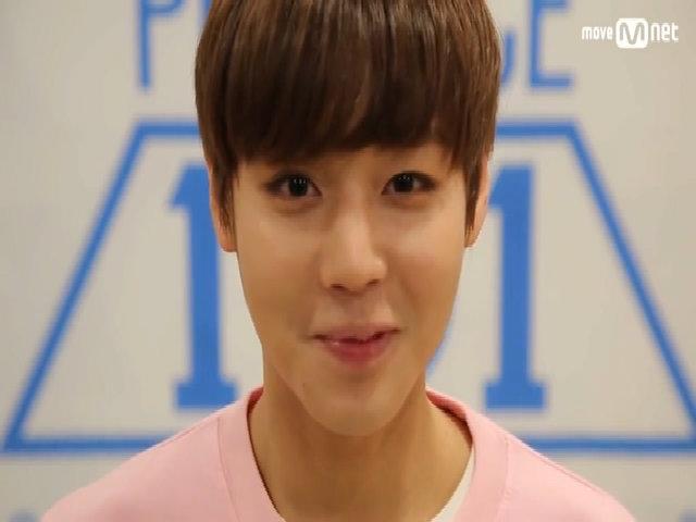 Những khoảnh khắc cute của Park Ji Hoon (Wanna One)
