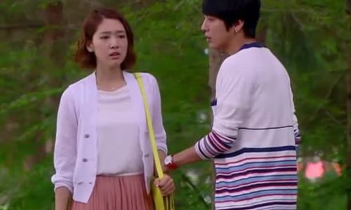 Ca khúc 'Because I miss you' ('Heartstrings' OST)