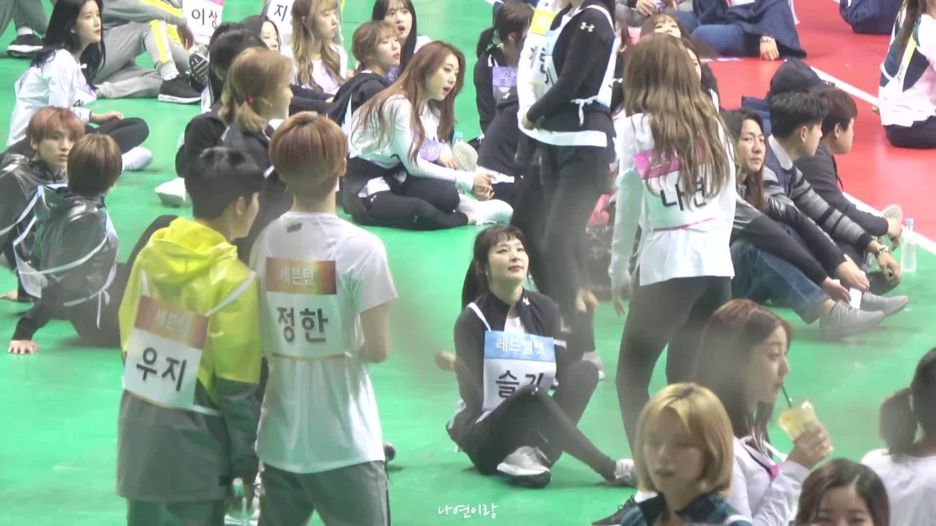 Khoảnh khắc 'ngàn con tim xin chết': Na Yeon tỏ tình với Irene