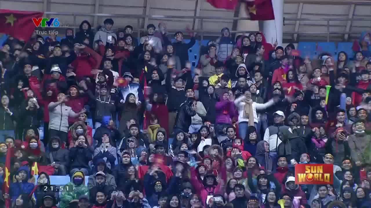 U23 hòa giọng 'Niềm tin chiến thắng'