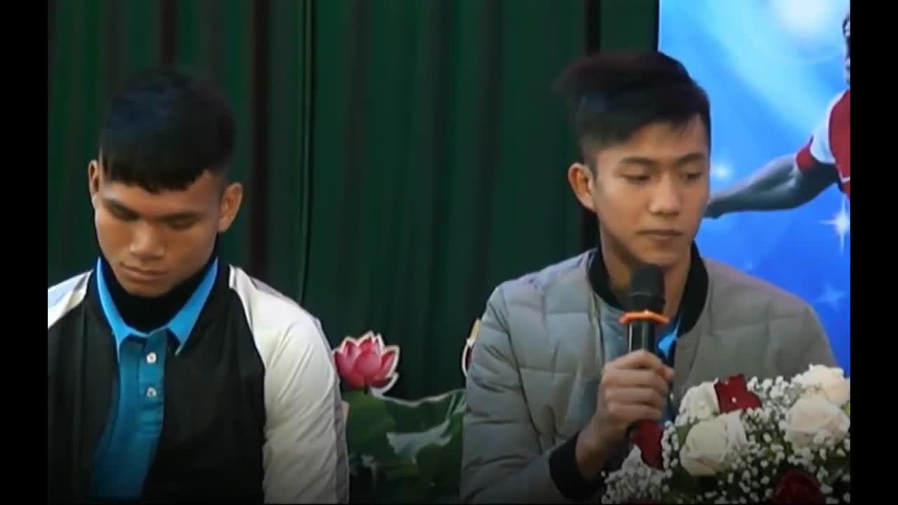Cầu thủ U23 Phan Văn Đức tiết lộ tiêu chí chọn người yêu