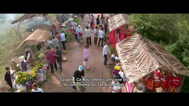 Trailer phim 'Về quê ăn Tết'