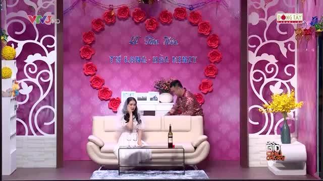 Hòa Minzy bàng quang khi bị nhắc về chuyện tình với Công Phượng