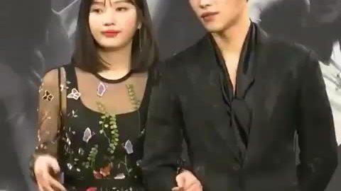 Phản ứng đáng yêu của Joy và Woo Do Hwan