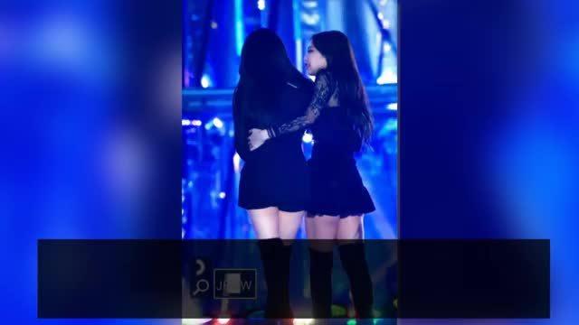 Đang bận rộn quay MV, Jennie vẫn có thời gian 'buôn chuyện' với Irene