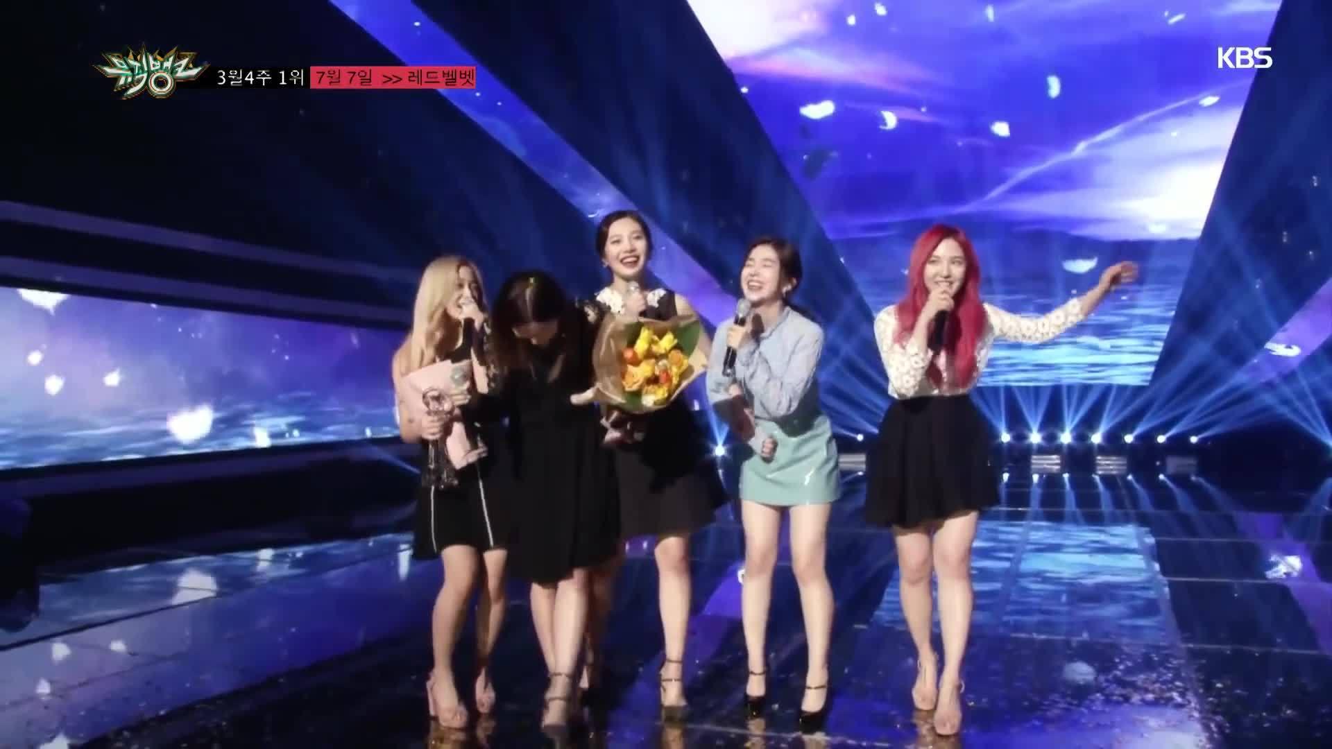 """Màn kêu tiếng quạ của Red Velvet khiến fan """"cười bò"""""""