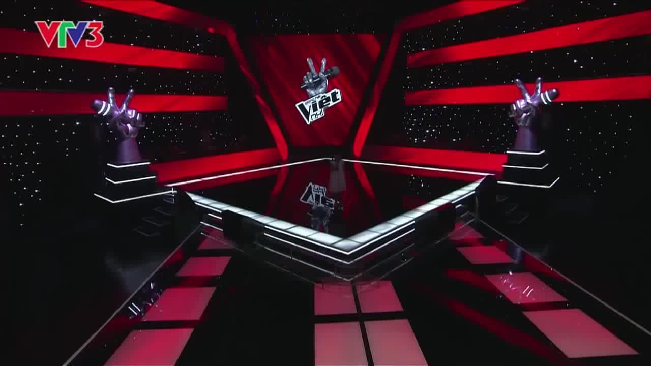 Hồng Khanh dự thi 'The Voice Kid'