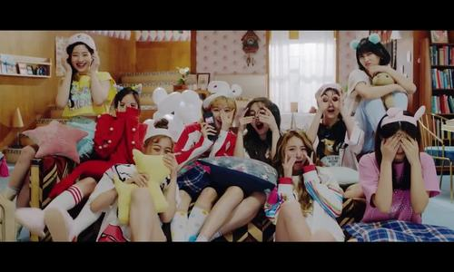 TWICE - What is Love MV