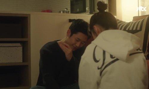 'Đau tim' vì quá nhiều cảnh nóng trong tập mới nhất 'Chị đẹp mua cơm cho tôi'