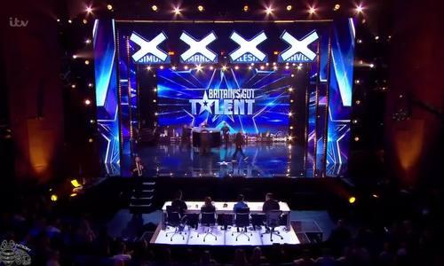 Quốc Cơ - Quốc Nghiệp tại Britain's Got Talent