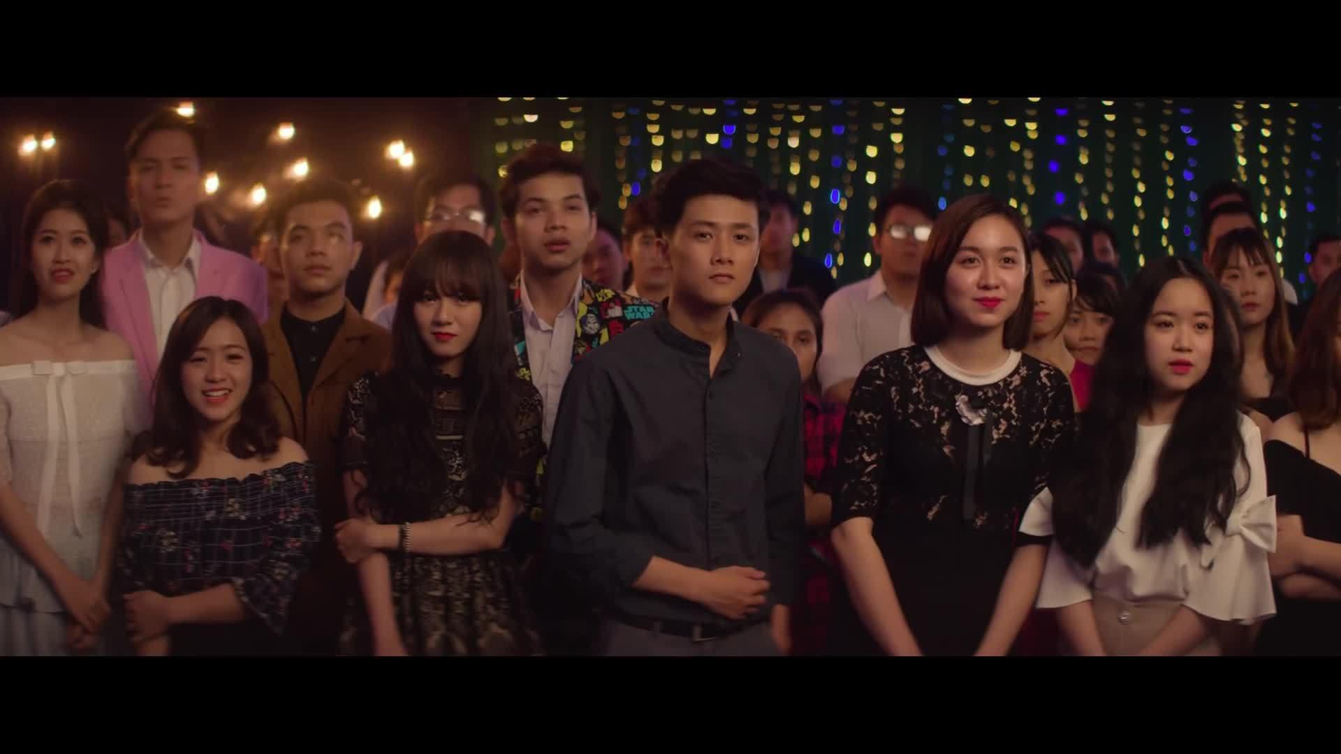 Lớp trưởng xinh đẹp trong MV 'Mình cùng nhau đóng băng'Lớp trưởng xinh đẹp trong MV 'Mình cùng nhau