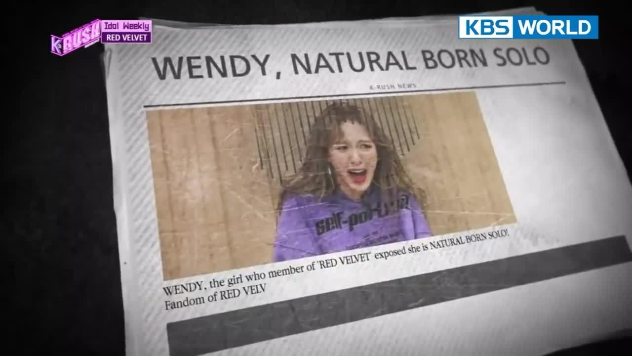 Tình sử của Red Velvet: Irene là người duy nhất có kinh nghiệm