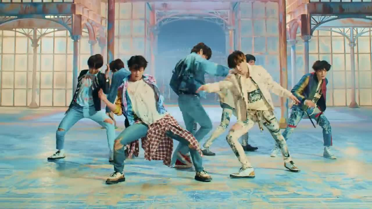 MV Fake Love - BTS