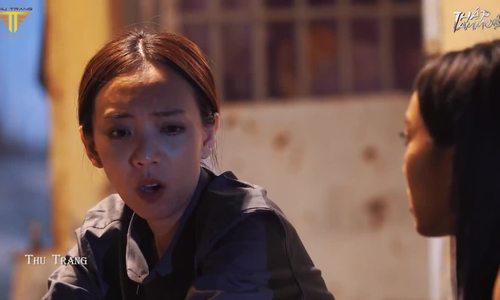 Thu Trang bỏ mác 'hoa hậu hài' bằng vẻ tomboy mạnh mẽ