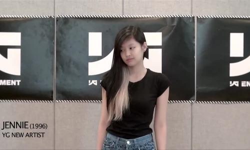 Tài năng của Jennie khi là thực tập sinh