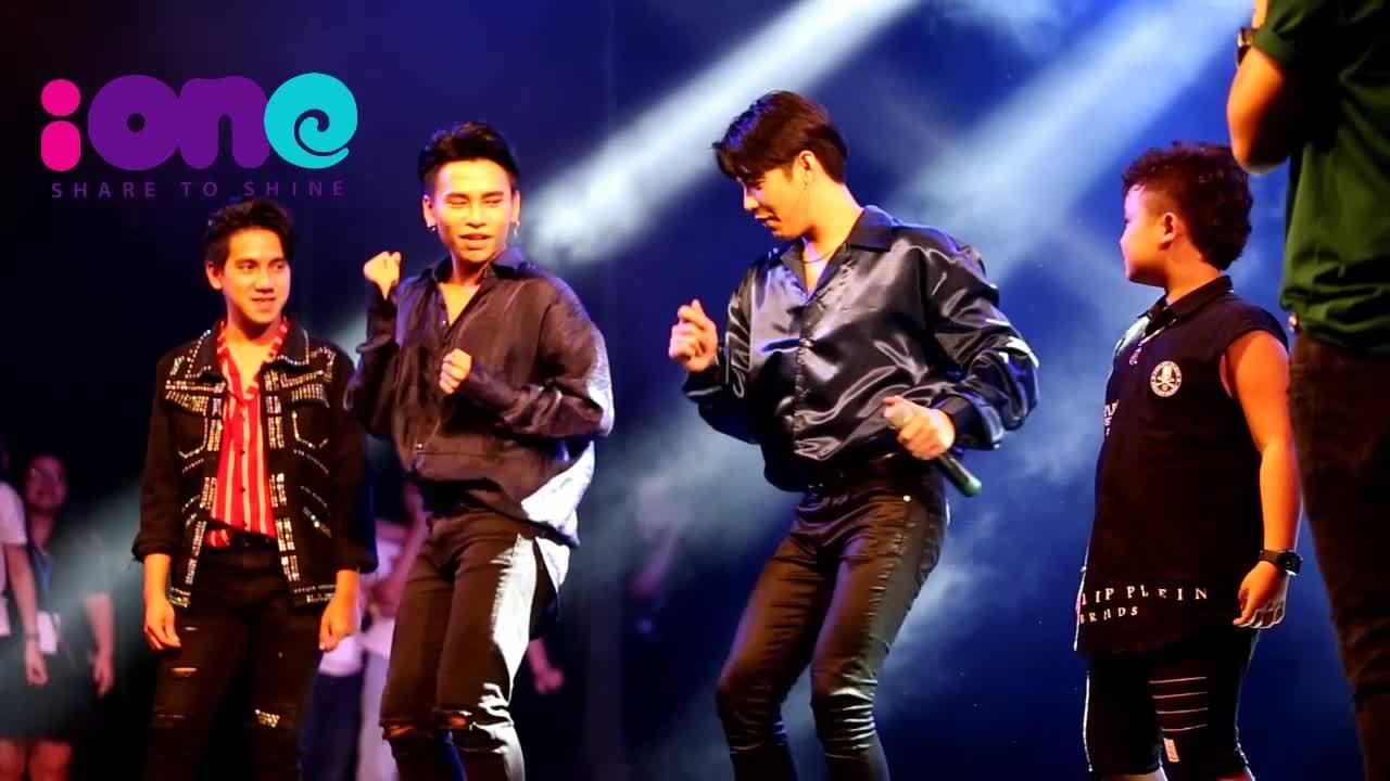 Noo Phước Thịnh hào hứng nhảy Ddu-du Ddu-du