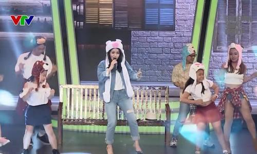 Kim Thành biểu diễn 'Người hãy quên em đi'