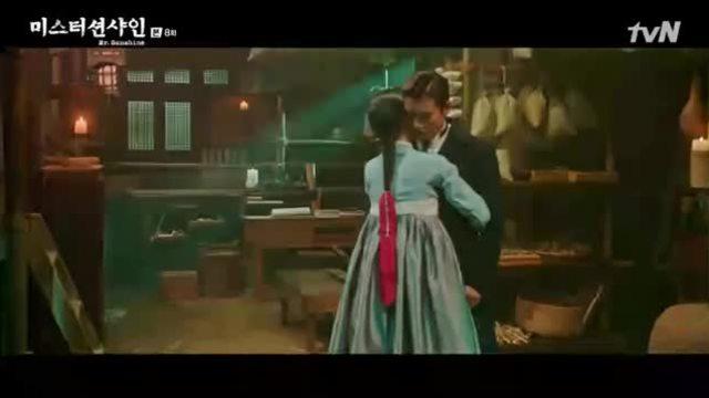 Cảnh Kim Tae Ri ôm Lee Byung Hun đẩy rating 'Mr Sunshine' phá kỷ lục