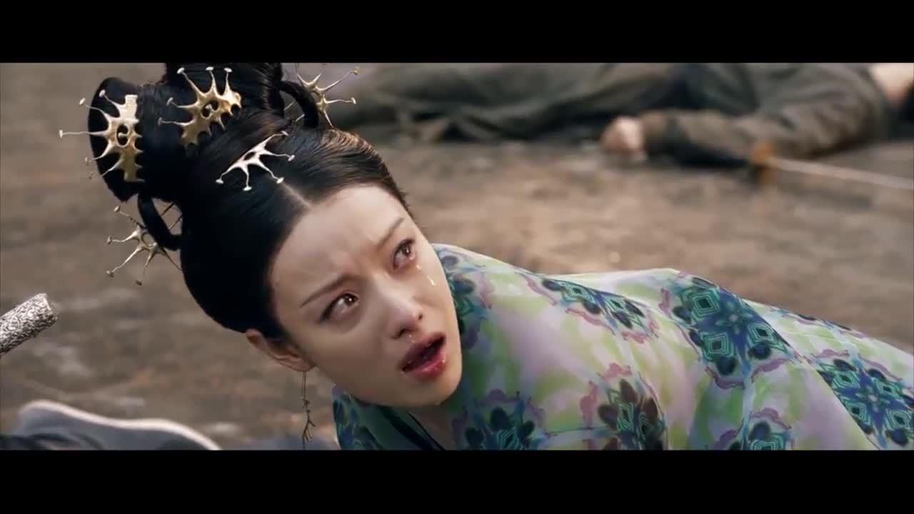 Vẻ đẹp long lanh của Nghê Ni trong 'Thiên Thịnh Trường Ca' gây chú ý