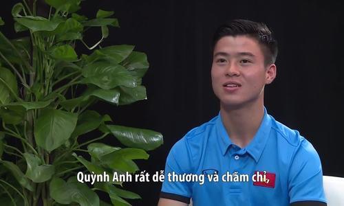 Duy Mạnh: 'Tình yêu với Quỳnh Anh sẽ tồn tại dài lâu nhất'
