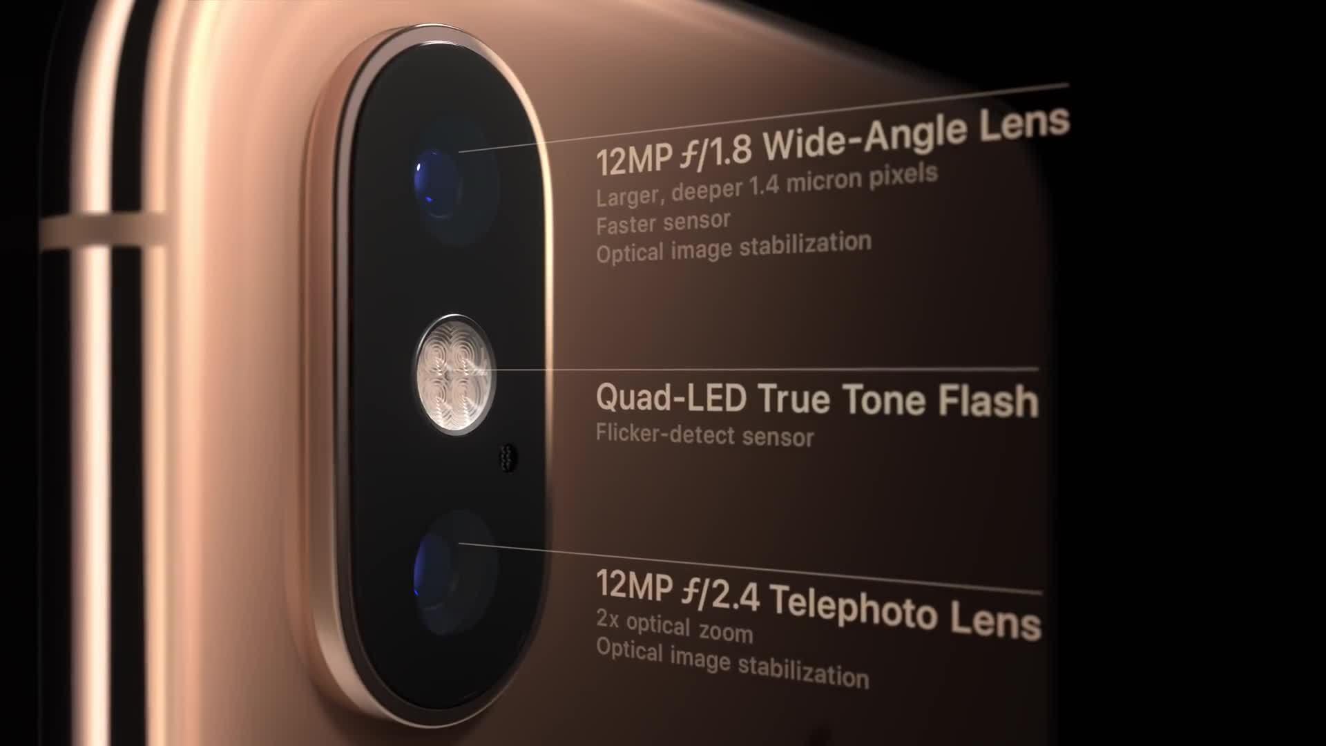 Giới thiệu về bộ 3 sản phẩm iPhoneXS, XS Max và iPhone Xr của Apple