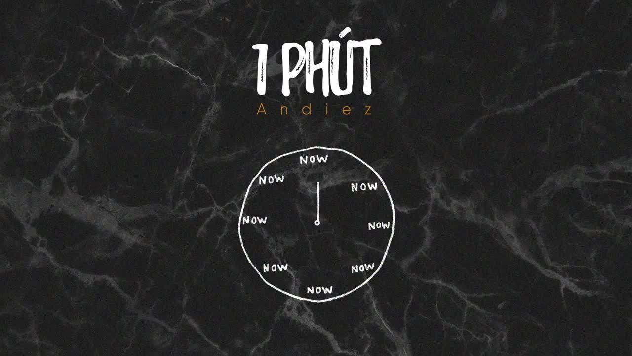 Ca khúc 'Một phút' hút 83 triệu view của Andiez bị xóa khỏi YouTube
