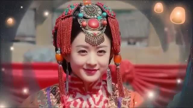 Những tạo hình cổ trang xinh đẹp của Triệu Lệ Dĩnh