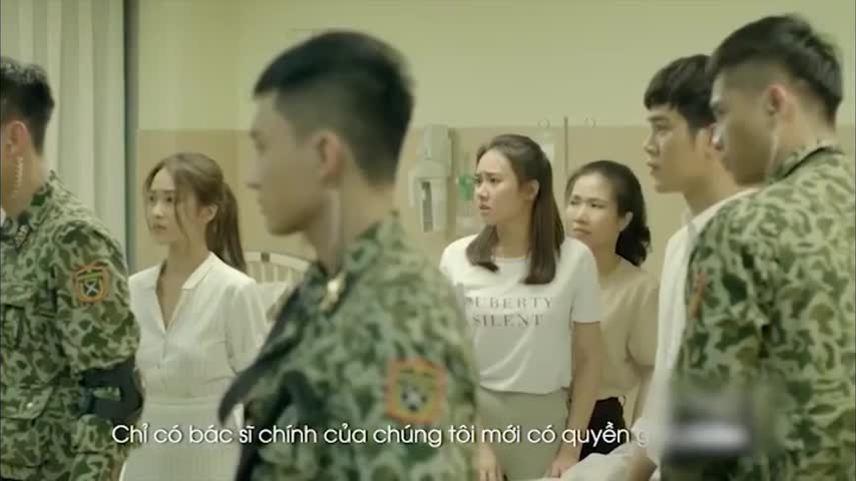 Những tình tiết khiến khán giả phì cười trong 'Hậu duệ mặt trời' Việt Nam