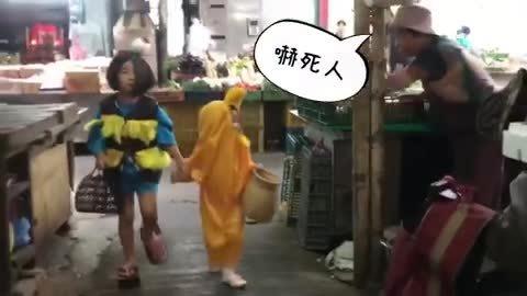 'Cô bé Vô Diện' xứ Đài lại gây sốt với tạo hình mới trong mùa Halloween