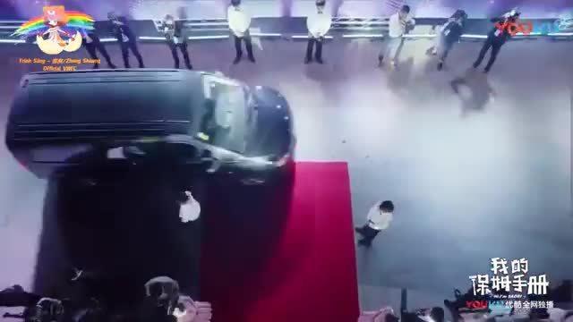 Trịnh Sảng đóng vai robot quá đạt giúp phim đạt 500 triệu view chỉ sau 3 ngày