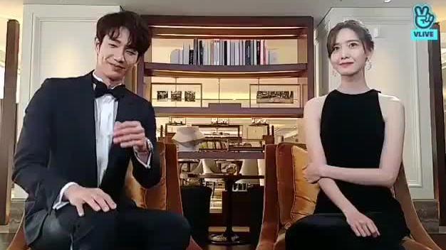 Yoon Ah đứng cạnh sao nam nào cũng khiến fan 'rần rần' vì quá đẹp đôi