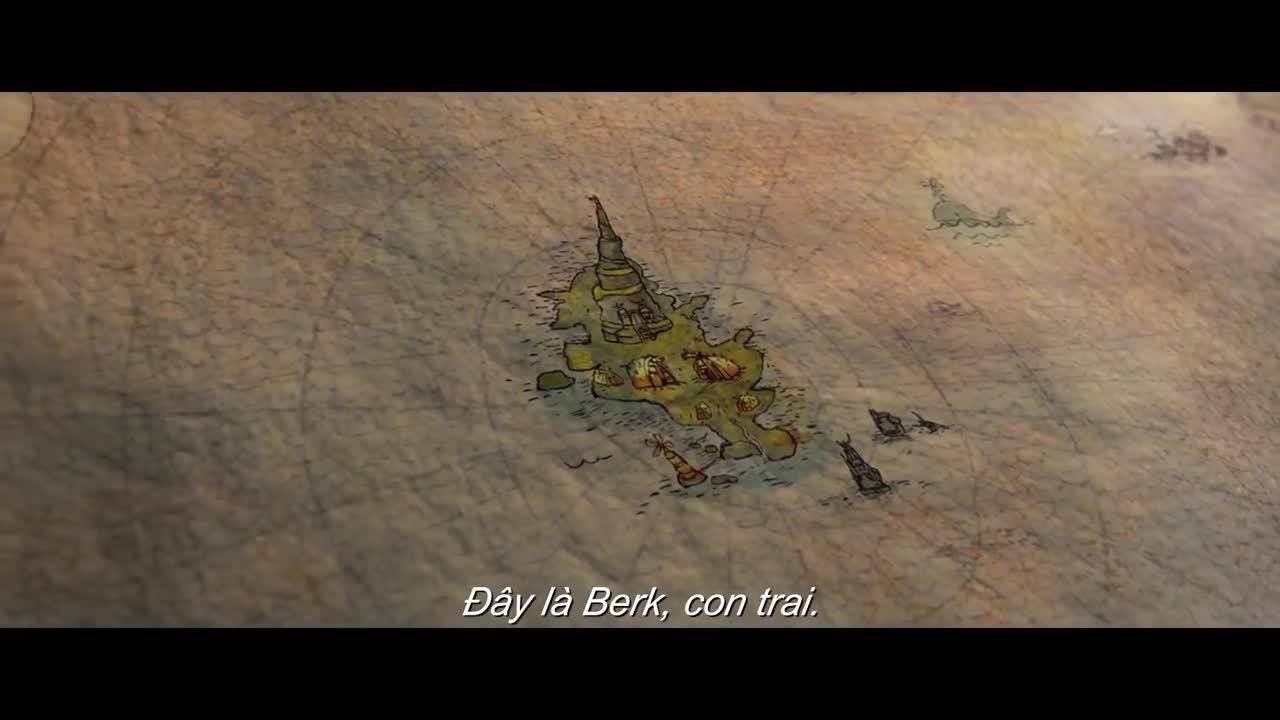 Bí Kíp Luyện Rồng: Vùng Đất Bí Ẩn