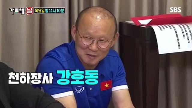 Khán giả phát sốt khi HLV Park Hang-seo tham gia show thực tế Hàn cạnh Seungri (BigBang)