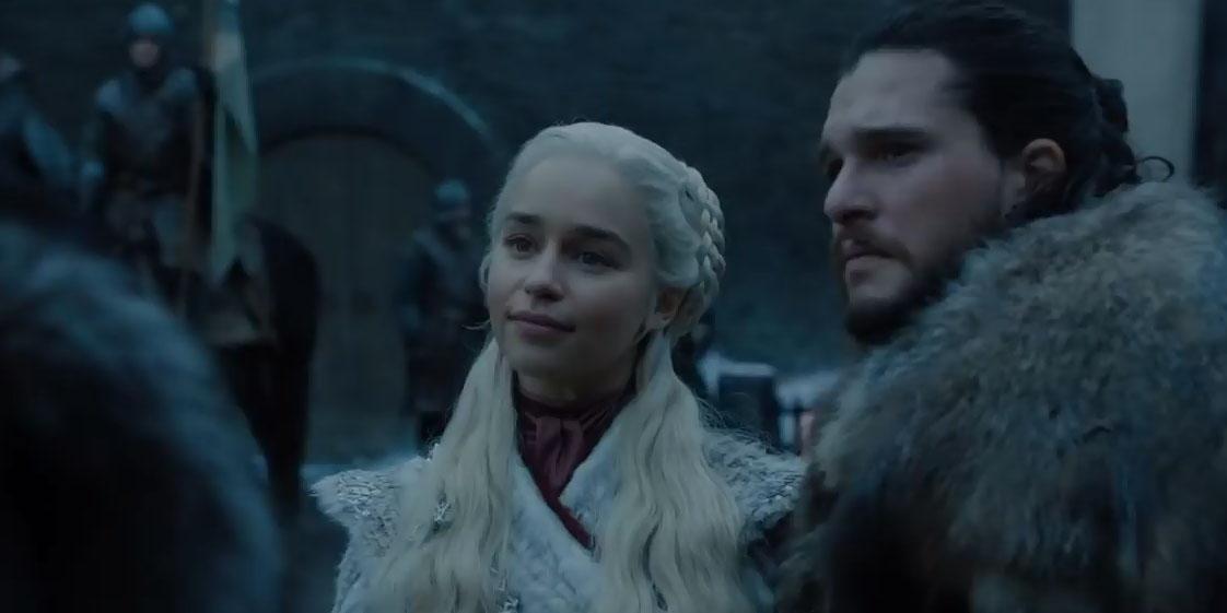 HBO tung teaser phần cuối 'Game Of Thrones' và hé lộ gà chiến 'Watchmen'