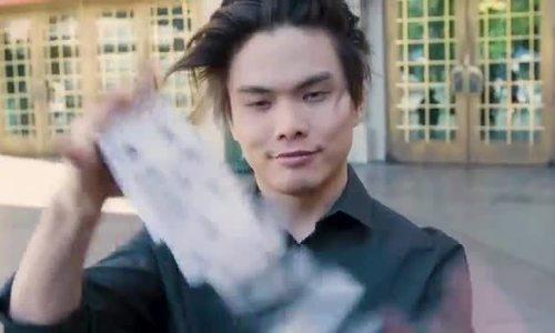 Thần bài điển trai Shin Lim tái xuất với ảo thuật đường phố
