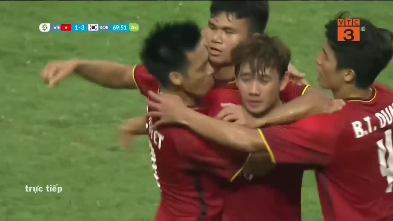 Minh Vương bênh vực Văn Lâm sau bàn thua đầy tiếc nuối ở trận gặp Iraq