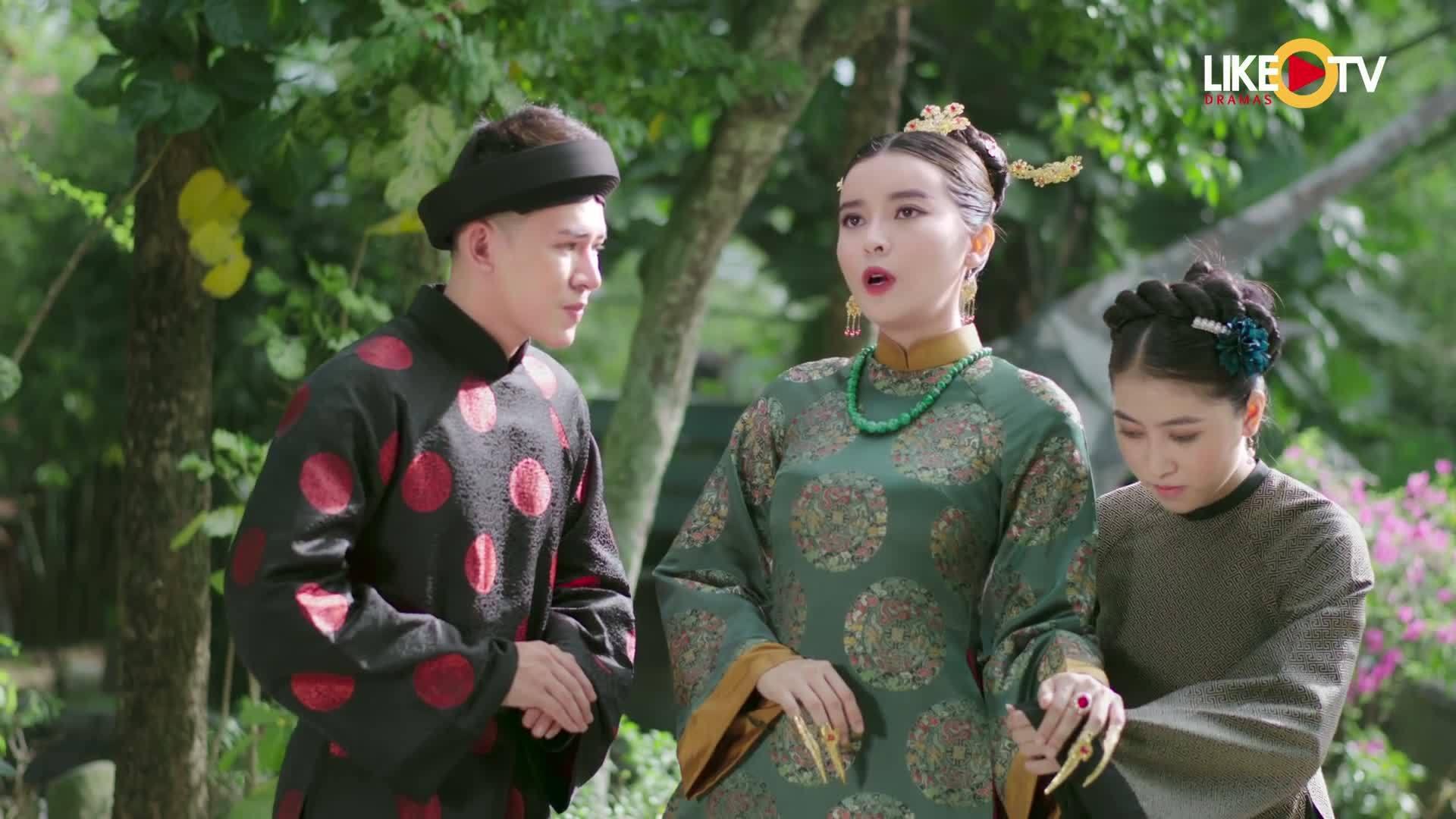 Trailer tập 1 'Bí mật Trường Sanh Cung'