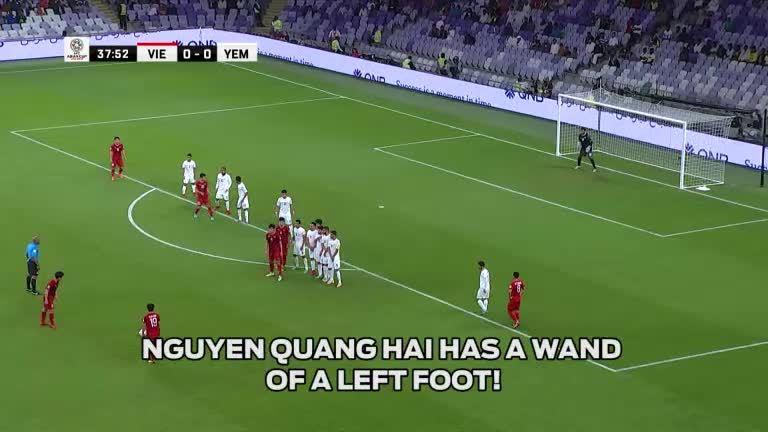 """Fox Sports Asia: 'Quang Hải thực sự là Messi phiên bản Việt"""""""