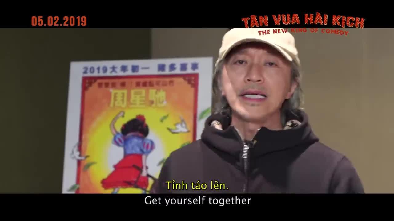 Châu Tinh Trì mang siêu phẩm 'Vua hài kịch' quay trở lại màn ảnh sau 20 năm