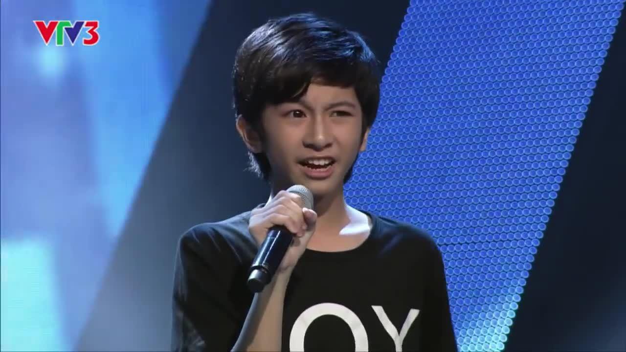 Đỗ Hoàng Dương The Voice Kids 2013