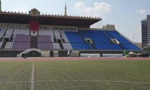Video: Sân vận động Campuchia