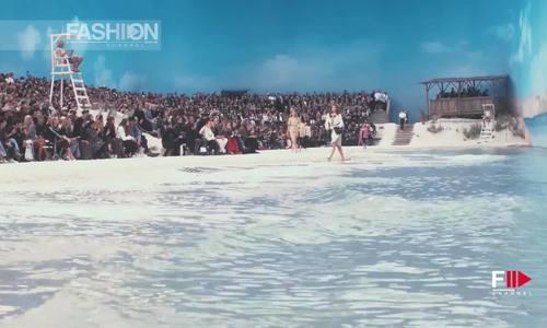 Những sàn diễn gây choáng ngợp của Chanel chứng minh sức sáng tạo 'không biên giới' của Karl Lagerfe