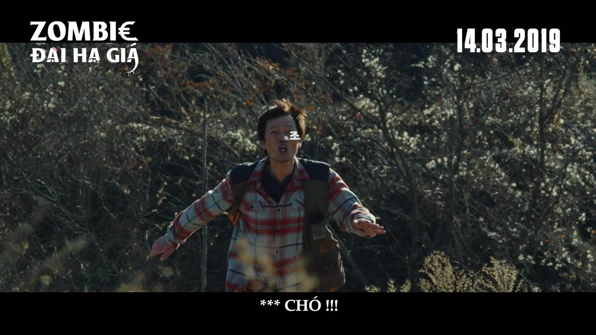 Trailer 'Zombie đại hạ giá'
