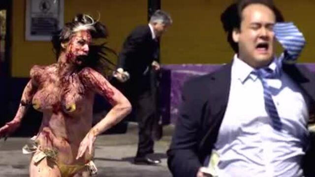 Trailer Zombie Land (2009)