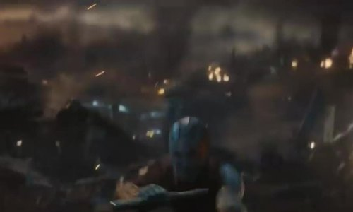 Avengers: End Game phát hành trailer 2