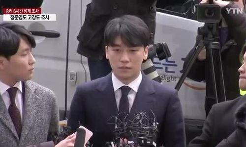 Tội ác bôi nhọ phụ nữ của Seung Ri: Khi sự thật trần trụi phía sau ống kính