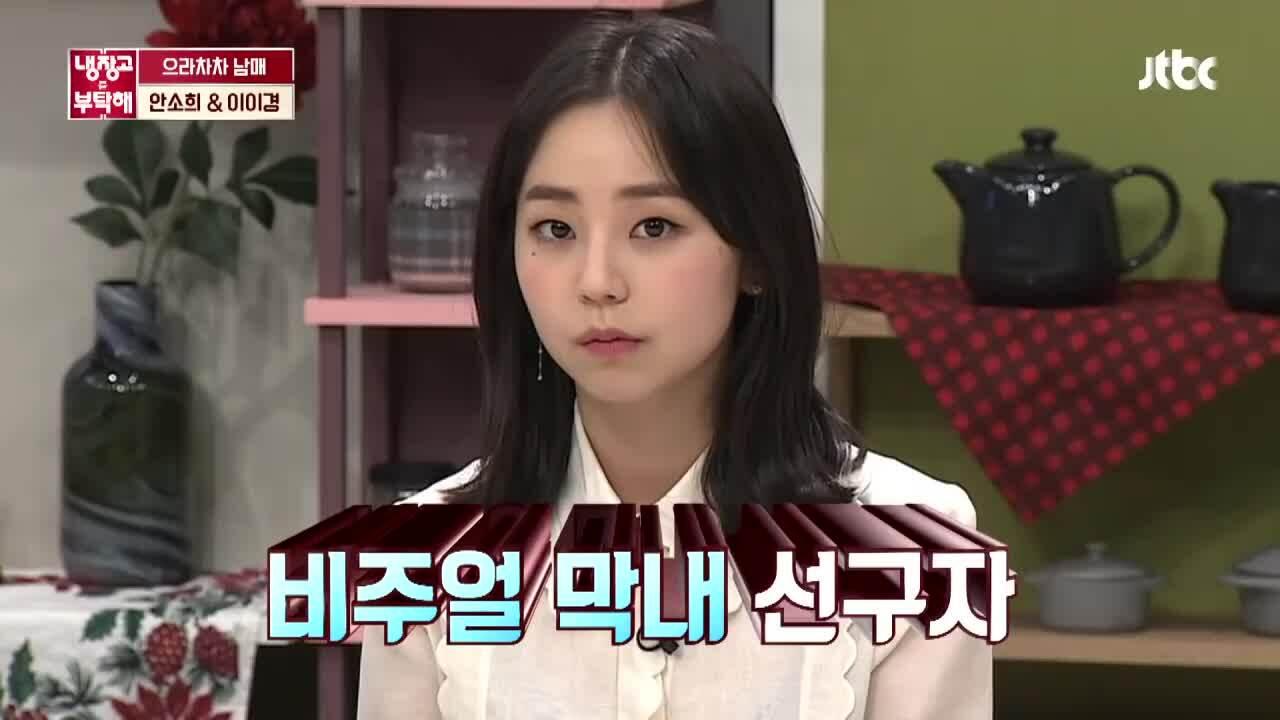 Ai là em út JYP xinh đẹp nhất trong mắt Sohee (Wonder Girls)
